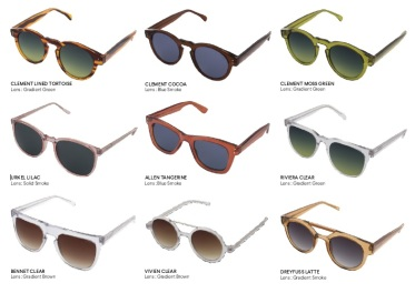 Komono_sunglasses_core_collection